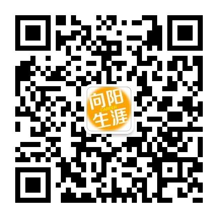 向阳生涯官方微信二维码