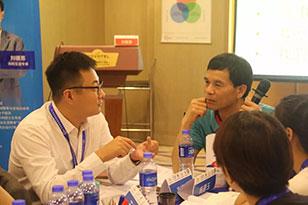 中国职业规划师刘德恩听学员提问