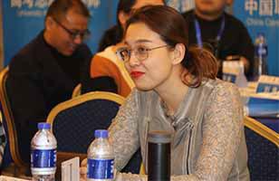 中国职业规划师学员微笑瞬间