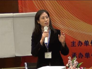 中国职业规划师学员徐澜课程现场经验分享